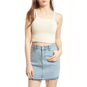 TEN SIXYT SHERMAN CROP TOP